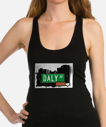 Daly Ave Racerback Tank Top
