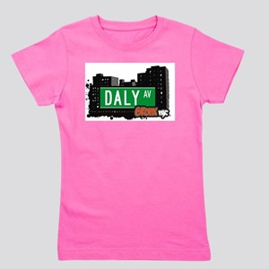 Daly Ave Girl's Tee