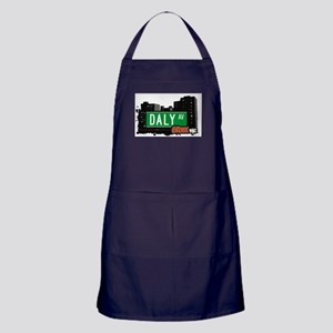 Daly Ave Apron (dark)