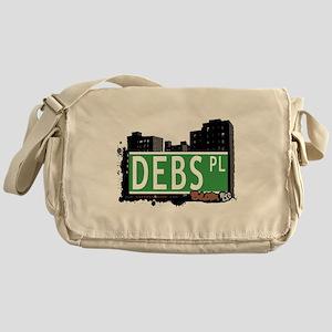 Debs Pl Ave Messenger Bag