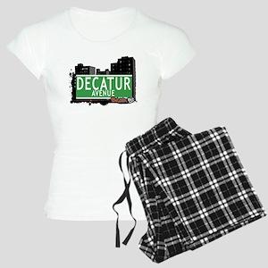 Decatur Ave Women's Light Pajamas