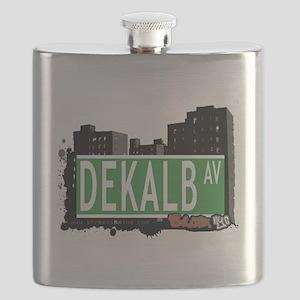 Dekalb Ave Flask