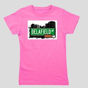 Delafield Ave Girl's Tee