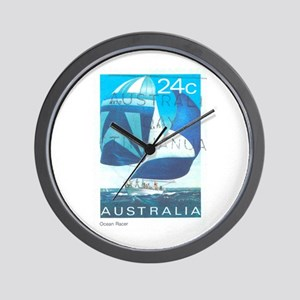 Sail Australia Wall Clock