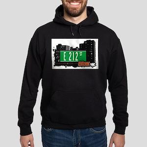 E 212 St Hoodie (dark)