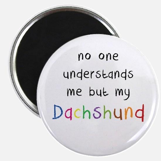 No One Understands Magnet