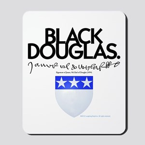 James Douglas Mousepad