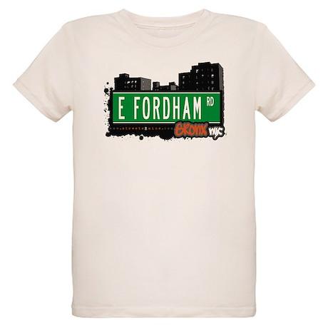 E Fordham Rd Organic Kids T-Shirt