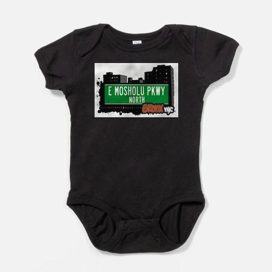 E Mosholu Pkwy North Baby Bodysuit