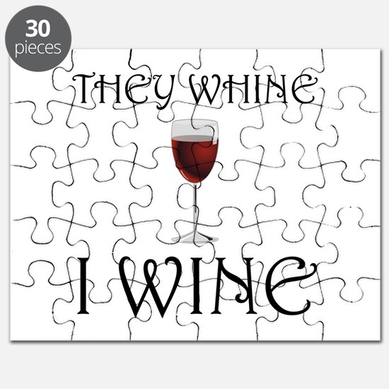 They Whine I Wine Puzzle