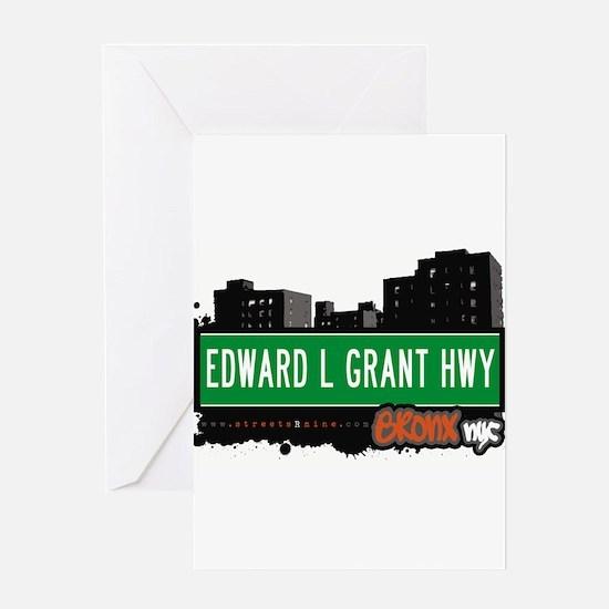 Edward L Grant Hwy Greeting Card