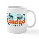 Dave Landeo & The Sol Beats logo Mugs