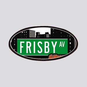 Frisby Ave Patches