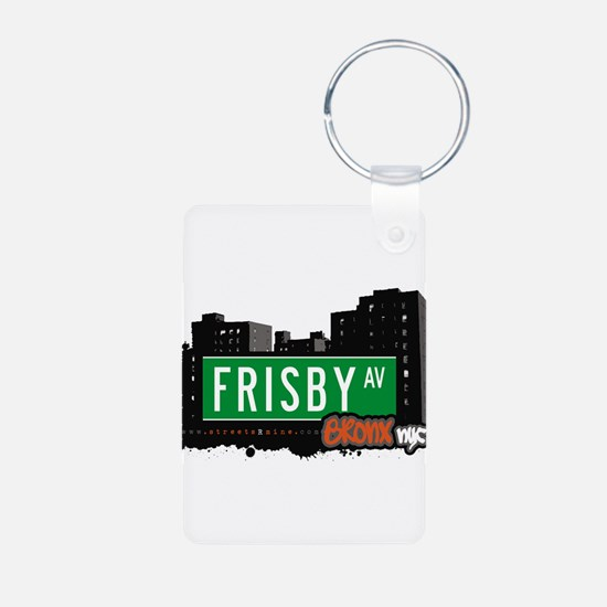 Frisby Ave Keychains