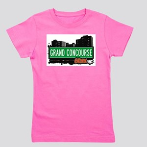 Grand Concourse Girl's Tee
