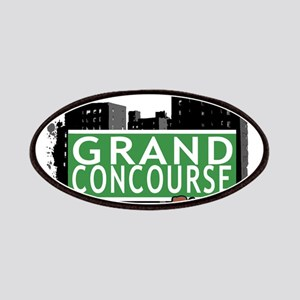 Grand Concourse Patches