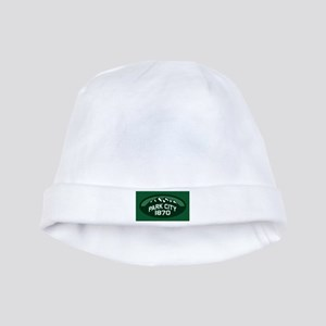 Park City Forest baby hat