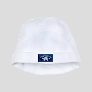 Park City Ice baby hat