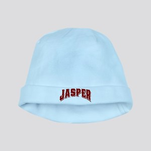 Jasper Old Style Canada Red baby hat