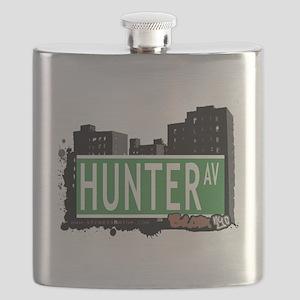 Hunter Ave Flask