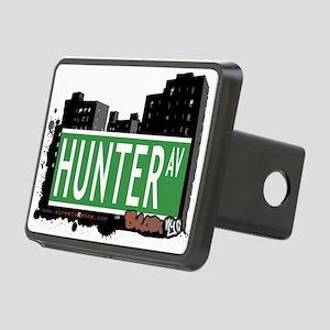 Hunter Ave Rectangular Hitch Cover