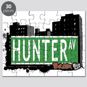 Hunter Ave Puzzle