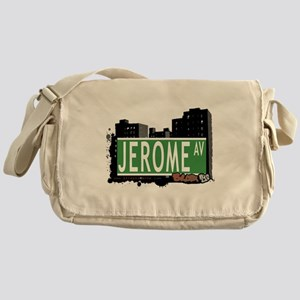 Jerome Ave Messenger Bag
