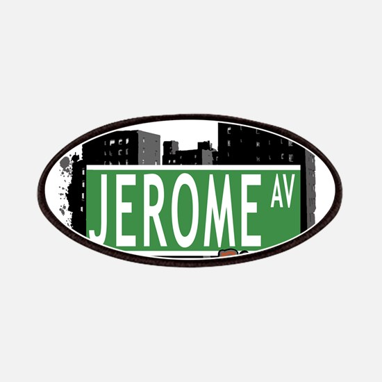 Jerome Ave Patches