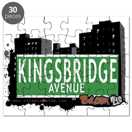 Kingsbridge Ave Puzzle