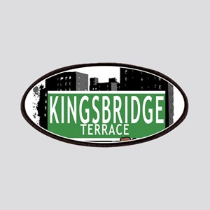 KINGSBRIDGE TER Patches