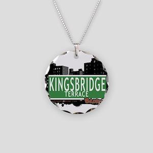 KINGSBRIDGE TER Necklace Circle Charm