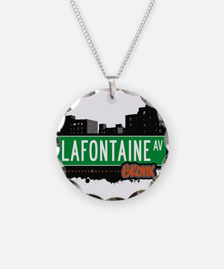 Lafontaine Ave Necklace