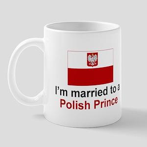 Married To A Polish Prince Mug