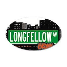 Longfellow Ave Wall Decal