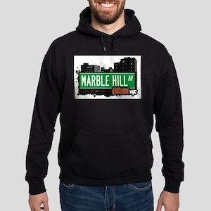 Marble Hill Ave Hoodie (dark)