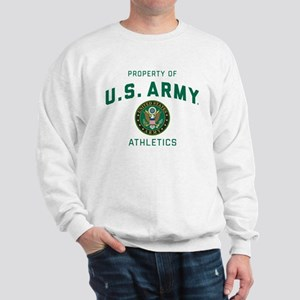 Property of U.S. Army Athletics Sweatshirt