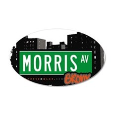 Morris Ave Wall Decal