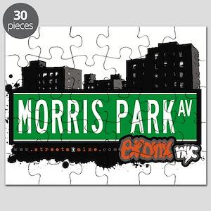 Morris Park Ave Puzzle