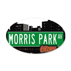 Morris Park Ave Wall Decal