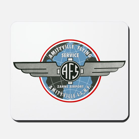 Amityville Flying Service Mousepad