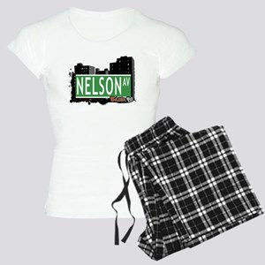 Nelson Ave Women's Light Pajamas