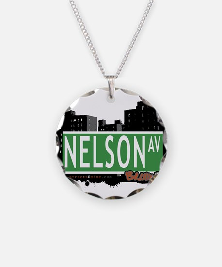 Nelson Ave Necklace