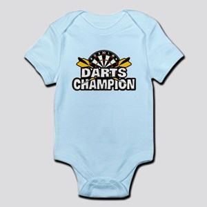 Darts Champion Body Suit