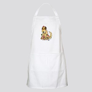 Doodle Holiday Lights Apron