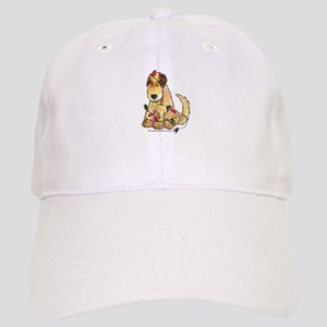 Doodle Holiday Lights Cap