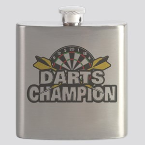 Darts Champion Flask