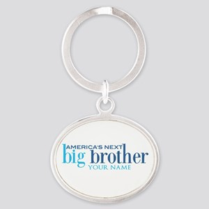 Personalized Big Brother Keychains