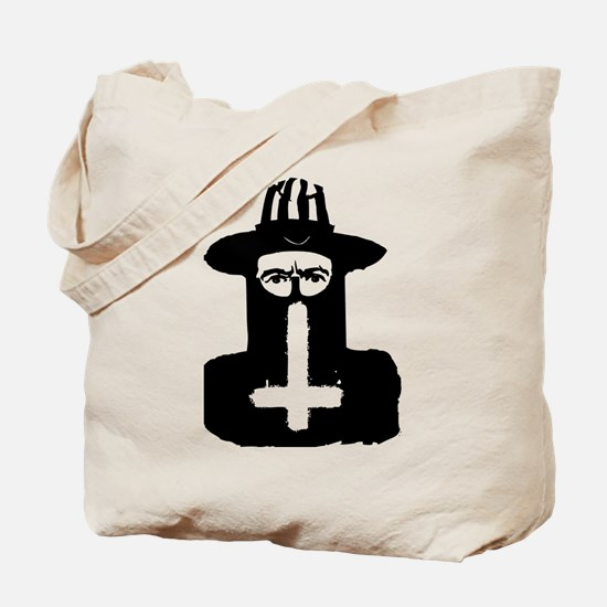 Unholy Opposition Tote Bag