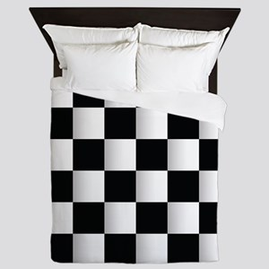 chess board Queen Duvet