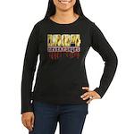 1984 Women's Long Sleeve Dark T-Shirt
